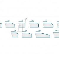 Кухонные фасады PanFasad плёнки ПВХ