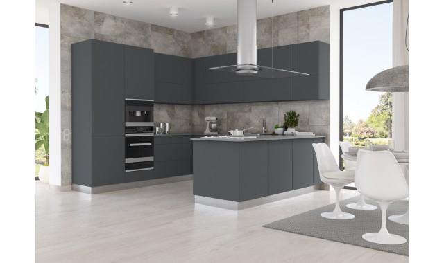 Кухонные фасады Brilliant matt Bigio
