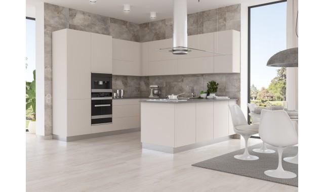 Кухонные фасады Brilliant matt Magnolia