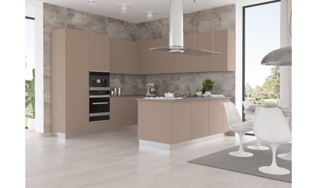 Кухонные фасады Brilliant matt Rame