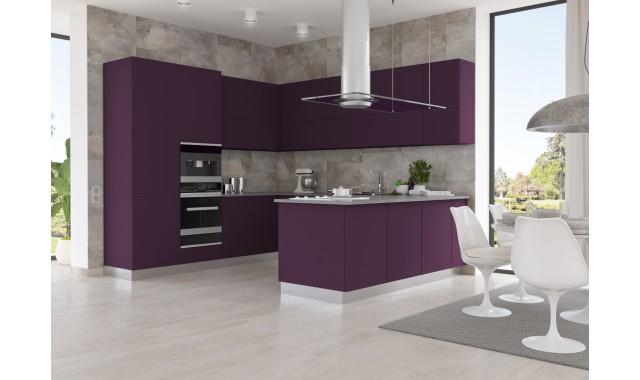 Кухонные фасады Brilliant matt Vino  1902L