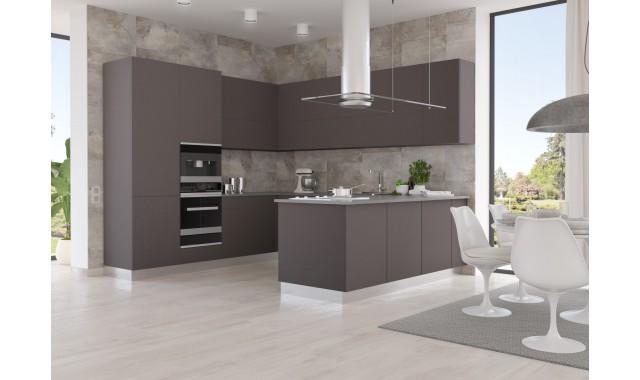 Инновационный фасад для кухни Velluto Cacao Orinoco 0749
