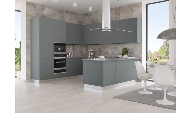 Инновационный фасад для кухни Velluto Verde Comodoro 0750