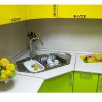 Врезная кухонная мойка Oulin OL-310