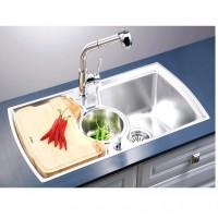 Врезная кухонная мойка Oulin OL-321