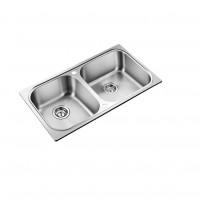 Врезная кухонная мойка Oulin OL-S8905