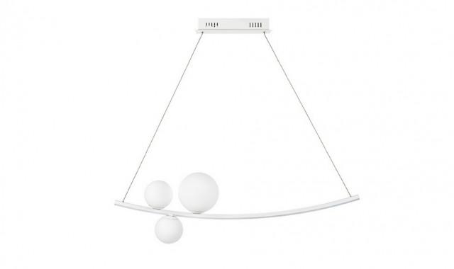 Люстра подвесная светодиодная Lightstar 815436 CROCO 40W белый